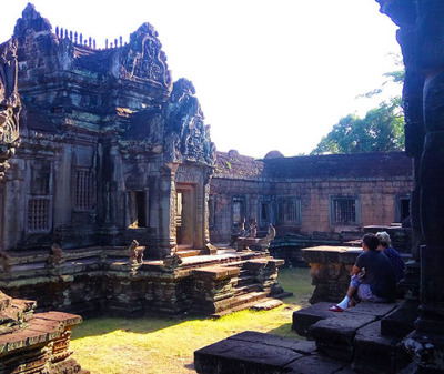 Backpacker budget for Cambodia
